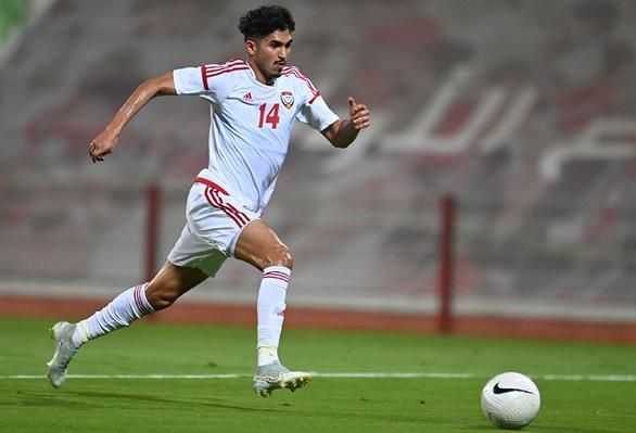 Tiền vệ tuyển UAE Khalil Ibrahim: Chúng tôi sẽ thắng Việt Nam và các đối thủ còn lại - Ảnh 1.