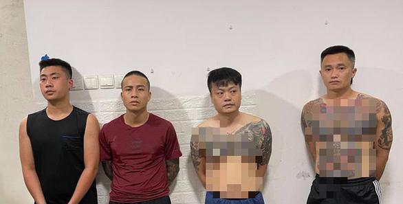 4 ông làm tiệc ma túy mừng sinh nhật, hết 2 đang bị truy nã - Ảnh 1.