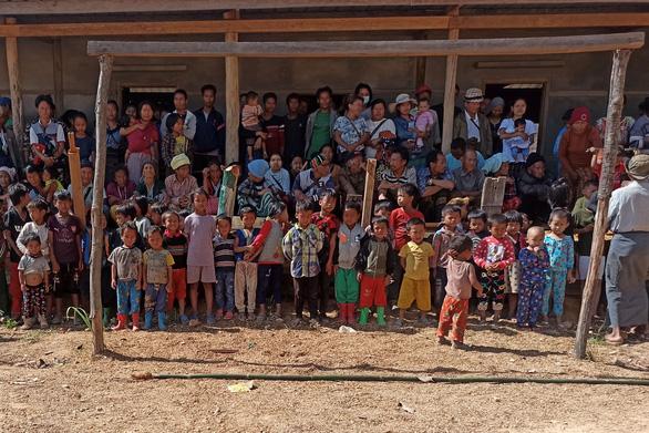 Nạn đói rình rập hàng triệu người Myanmar - Ảnh 3.