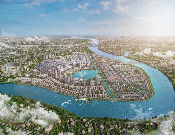 Vì sao Van Phuc City ngày càng hấp dẫn khách hàng? - Ảnh 1.
