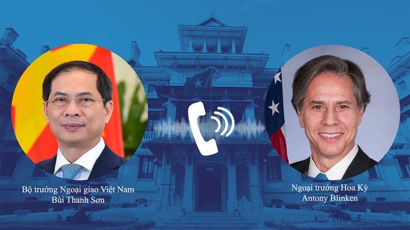 Mỹ cam kết hỗ trợ Việt Nam tiếp cận vắc xin COVID-19 qua nhiều kênh - Ảnh 1.