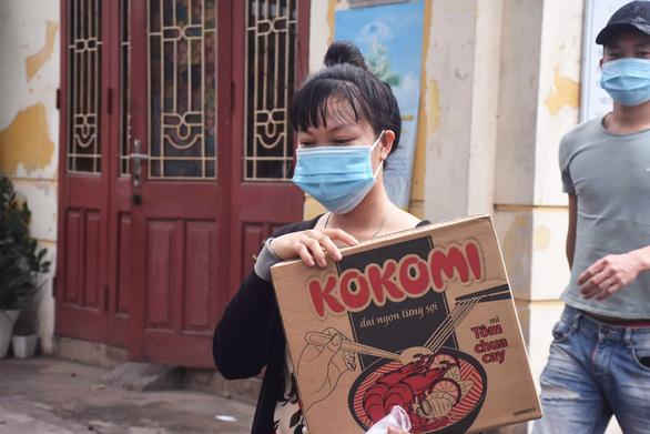 67.000 công nhân ở Bắc Giang đang cần được hỗ trợ tiếp tục - Ảnh 1.