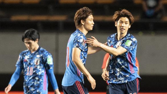 Hủy diệt Myanmar 10-0, Nhật vào vòng loại cuối World Cup 2022 - Ảnh 1.