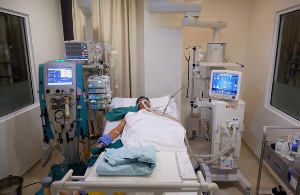 48 giờ thần tốc cứu bệnh nhân suy gan cấp hôn mê - Ảnh 2.