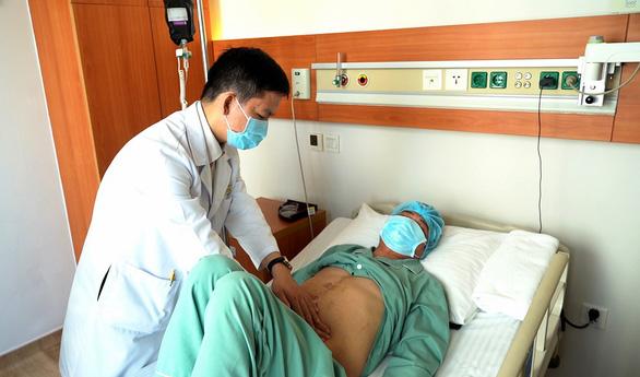 48 giờ thần tốc cứu bệnh nhân suy gan cấp hôn mê - Ảnh 3.