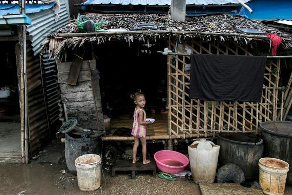 Nạn đói rình rập hàng triệu người Myanmar - Ảnh 1.
