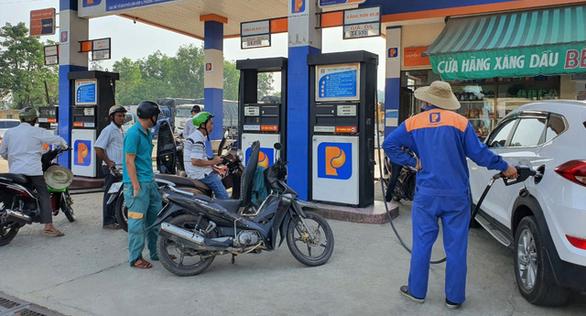 Xăng dầu, nguyên vật liệu khiến lạm phát tăng 2,9% - Ảnh 1.