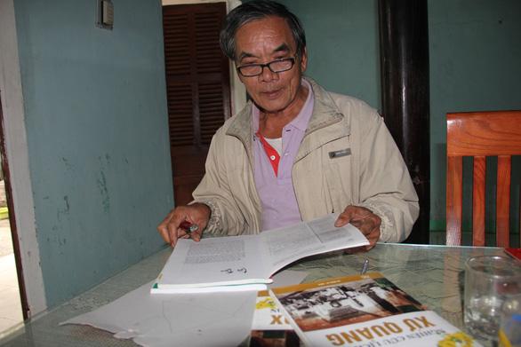 Sử gia của làng Nam Ô - Ảnh 3.
