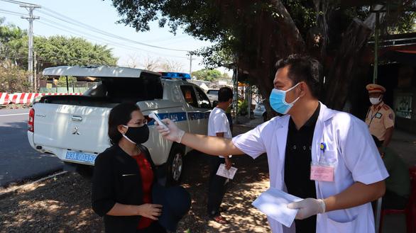 Bình Phước dừng xe chở khách trong tỉnh để phòng chống dịch - Ảnh 2.