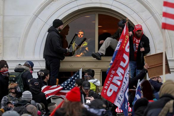Hạ viện thông qua nhưng Thượng viện Mỹ chặn dự luật điều tra vụ bạo loạn ở Đồi Capitol - Ảnh 1.