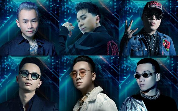 Rapper LK tham gia Rap Việt mùa 2 cùng Rhymatic, JustaTee, Binz, Karik, Wowy - Ảnh 1.