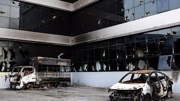 Myanmar kết án 28 người đốt nhà máy Trung Quốc - Ảnh 1.