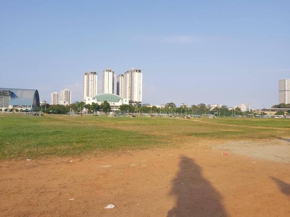 Sau ồn ào trên mạng, sân Phú Thọ đã dọn sạch rác đêm Tri âm của Mỹ Tâm - Ảnh 2.