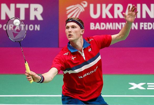 COVID-19 đoạt chức vô địch của tay vợt số 2 thế giới Axelsen - Ảnh 1.