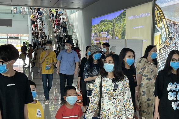 Đón 180.000 du khách dịp lễ, Kiên Giang khẳng định vẫn an toàn - Ảnh 1.