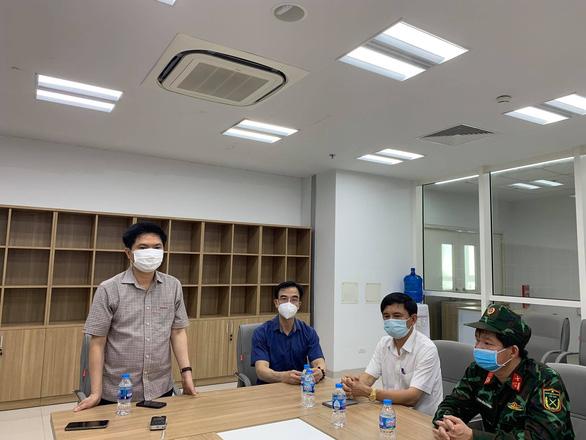 Hà Nam thêm 2 bệnh nhân COVID-19 - Ảnh 1.