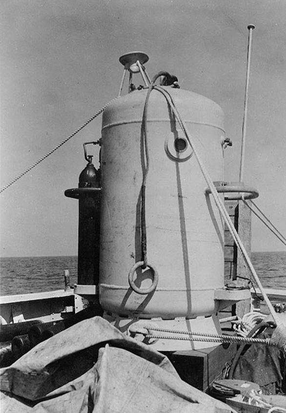 Ly kỳ giải cứu tàu ngầm dưới biển khơi - Kỳ 1: Buồng lặn cứu mạng 33 người - Ảnh 3.