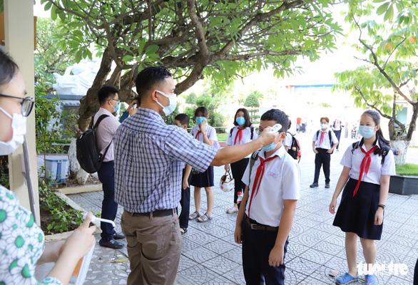 Đà Nẵng cho học sinh, sinh viên nghỉ học cho đến khi có thông báo mới - Ảnh 1.