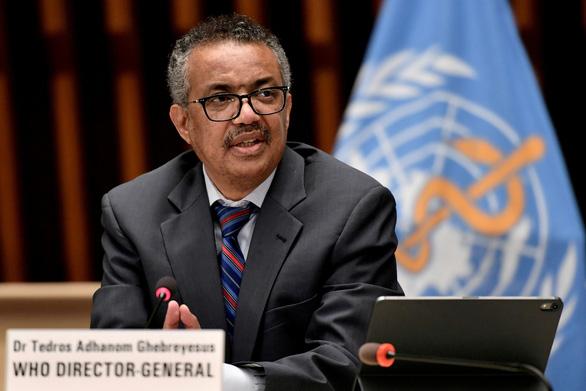 Tổng giám đốc WHO bị chỉ trích thân Trung Quốc muốn thêm một nhiệm kỳ 5 năm - Ảnh 1.