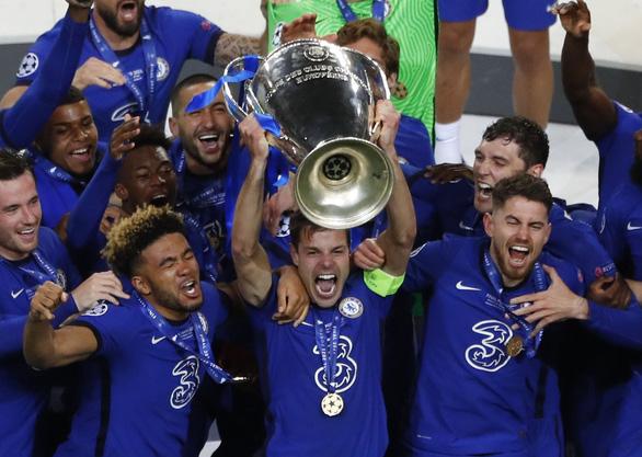 Chelsea - nhà vô địch được kiến tạo trong 4 tháng - Ảnh 1.