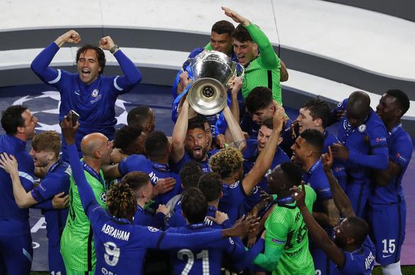 Đánh bại Man City, Chelsea vô địch Champions League 2020-2021 - Ảnh 1.