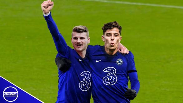 Chelsea - nhà vô địch được kiến tạo trong 4 tháng - Ảnh 2.