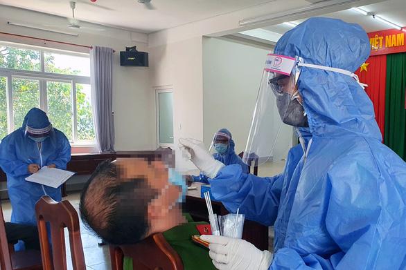Xử phạt một ca nghi nhiễm COVID-19, 5 chiến sĩ CSGT Đồng Nai phải đi cách ly - Ảnh 1.