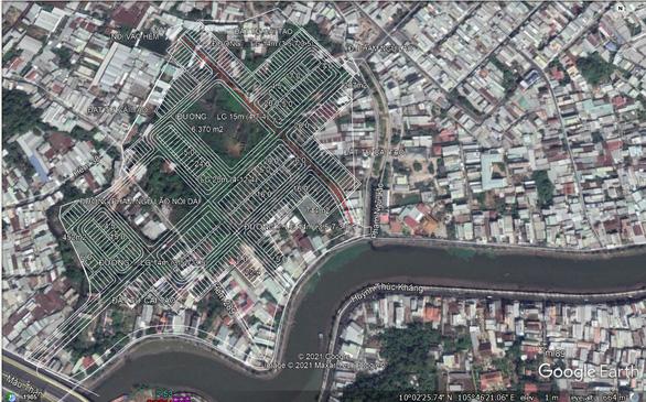 TP Cần Thơ không chấp thuận quận Ninh Kiều ứng vốn ngân sách làm dự án gần 1.000 tỉ - Ảnh 1.