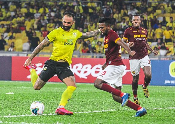Các cầu thủ nhập tịch của Malaysia không đạt tiêu chuẩn - Ảnh 1.