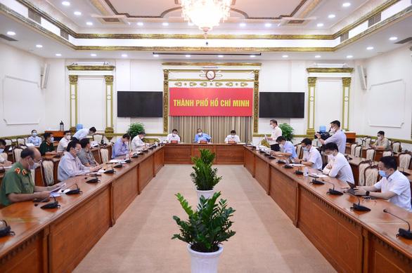 Đề xuất giãn cách xã hội theo chỉ thị 16 ở nhiều phường tại TP.HCM - Ảnh 4.