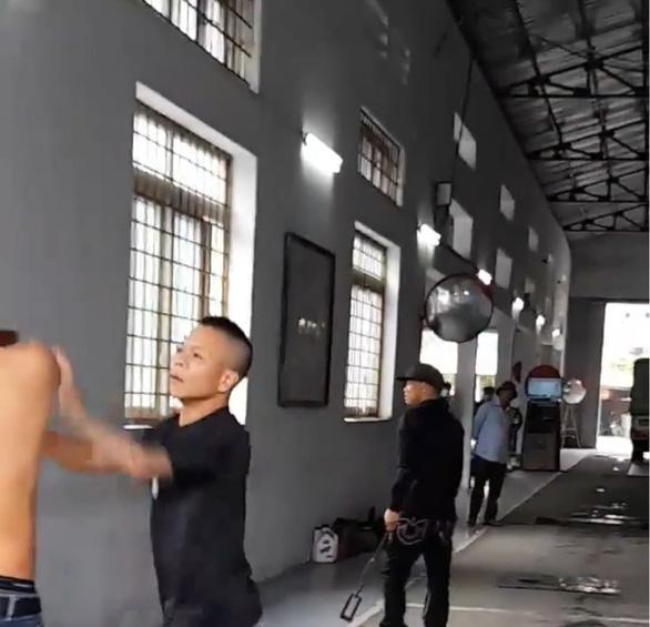 Trung tâm Đăng kiểm xe cơ giới Thái Bình bị tố gọi dân xã hội đến đánh chủ xe - Ảnh 1.