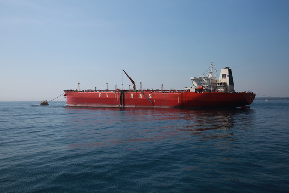 Chuyến dầu thô thứ 1.000 của lọc dầu Dung Quất - Ảnh 3.