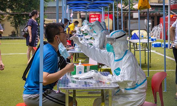 Quảng Châu phát hiện biến thể virus từ Ấn Độ, không rõ nguồn lây - Ảnh 1.