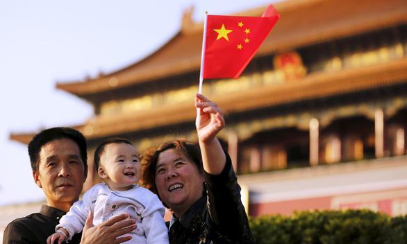 Trung Quốc thông báo cho phép đẻ 3 con - Ảnh 1.