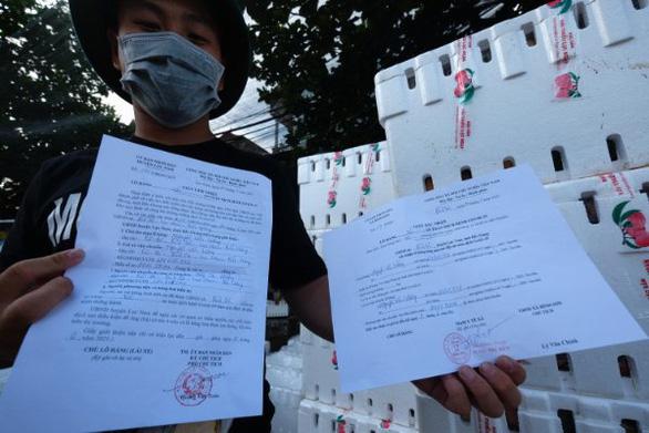 Bắc Giang đề nghị cho xe chở vải thiều đi luồng xanh không cần kiểm dịch - Ảnh 3.
