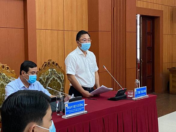 Quảng Nam băn khoăn việc đón các chuyến bay đưa người nhập cảnh về tỉnh - Ảnh 1.