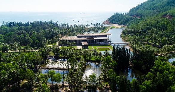 Kiến nghị Bình Định rà soát nhu cầu sử dụng đất với dự án của GS Trần Thanh Vân - Ảnh 1.