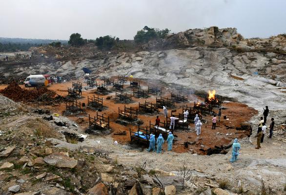 Cơn khát oxy đã lan khắp Ấn Độ - Ảnh 1.
