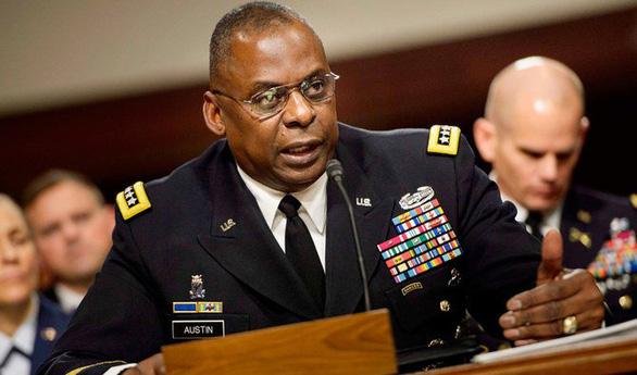 Bộ trưởng Quốc phòng Mỹ Austin muốn thăm Việt Nam - Ảnh 1.