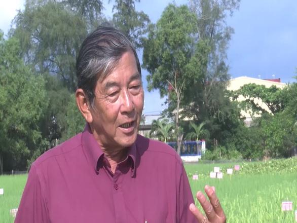 Ông Hồ Quang Cua: Muốn nhượng bản quyền gạo ST25 cho Nhà nước với giá xứng đáng - Ảnh 3.