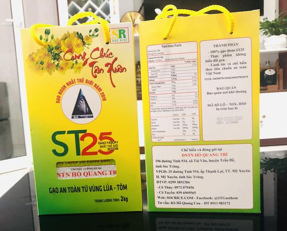 Luật sư đã nộp đơn đăng ký bảo hộ gạo ST24, ST25 ở Mỹ - Ảnh 2.