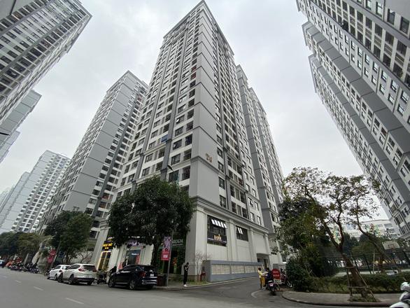 Chuyên gia Ấn Độ mắc COVID-19 sau khi hoàn thành cách ly về nhà ở khu đô thị Times City - Ảnh 1.