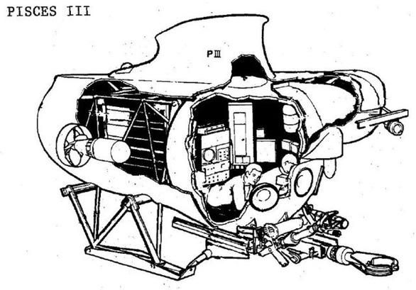 Ly kỳ giải cứu tàu ngầm dưới biển khơi - Kỳ 2: Sống sót nhờ vô tình thay bình oxy - Ảnh 1.