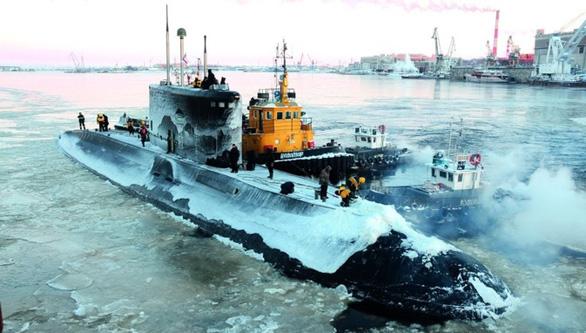 Ly kỳ giải cứu tàu ngầm dưới biển khơi - Kỳ 3: Chiếc tàu ngầm không may mắn - Ảnh 1.