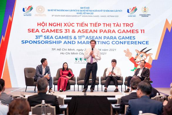 Bia Việt tài trợ Sea Games và Para Games - Ảnh 1.