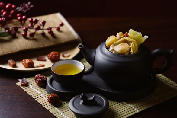 Trải nghiệm thưởng canh theo kiểu thưởng trà tại nhà hàng Dim Tu Tac - Ảnh 1.