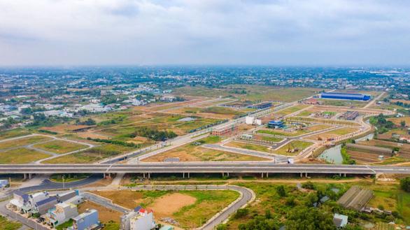 Bất động sản Long An trở thành điểm nóng quý 2-2021 - Ảnh 1.