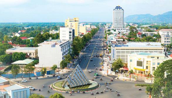 Tây Ninh: Đẹp hơn, hiện đại hơn - Ảnh 1.