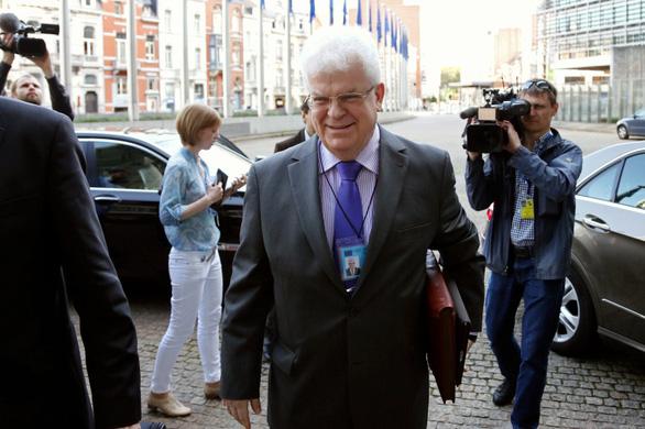 EU triệu tập đại sứ Nga chỉ trích mạnh mẽ - Ảnh 1.