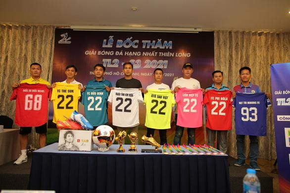Cựu tuyển thủ U23 Việt Nam tranh tài ở giải bóng đá phong trào TP.HCM - Ảnh 1.